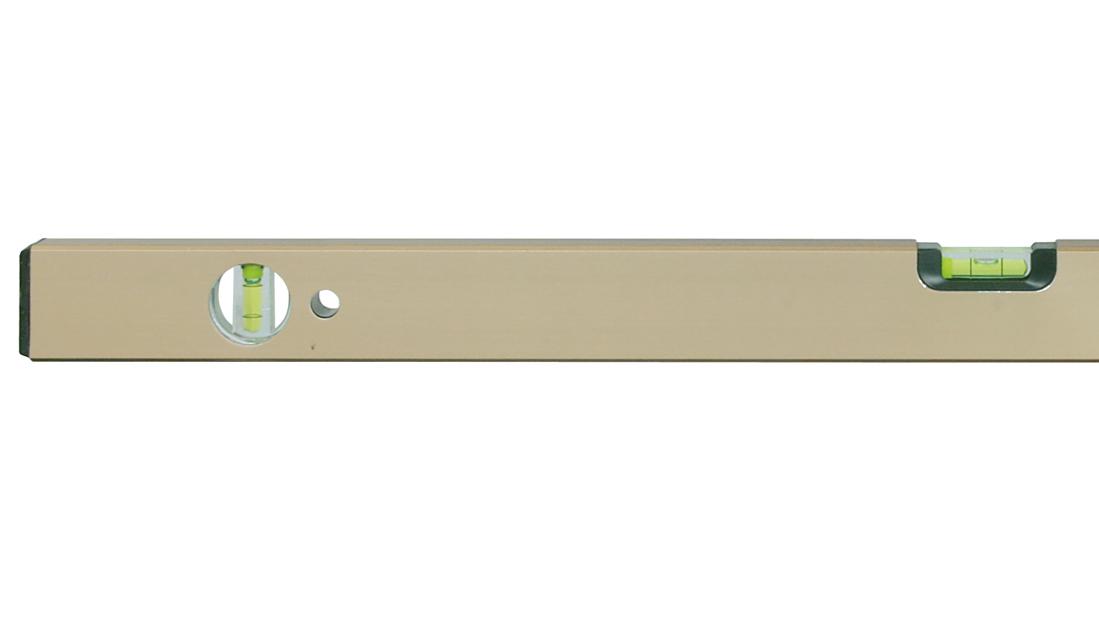 Alu-Wasserwaage Goldstar 100 cm
