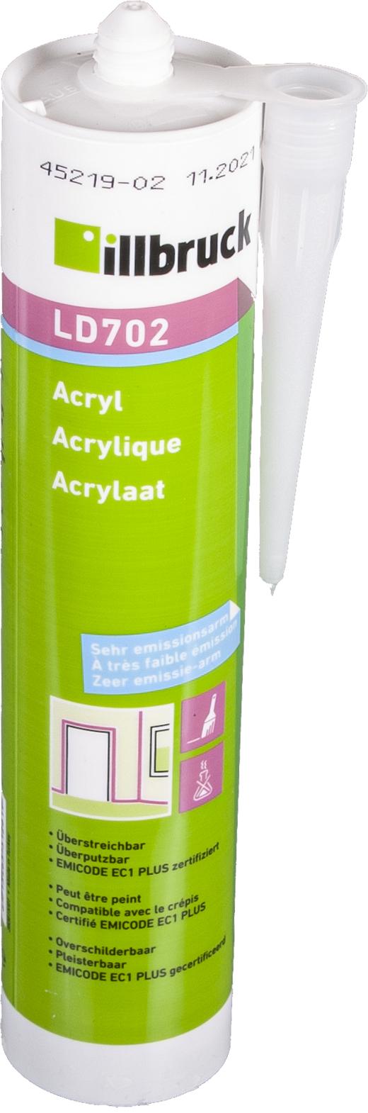 Tremco Illbruck Acryl Dichtstoff weiß 310 ml