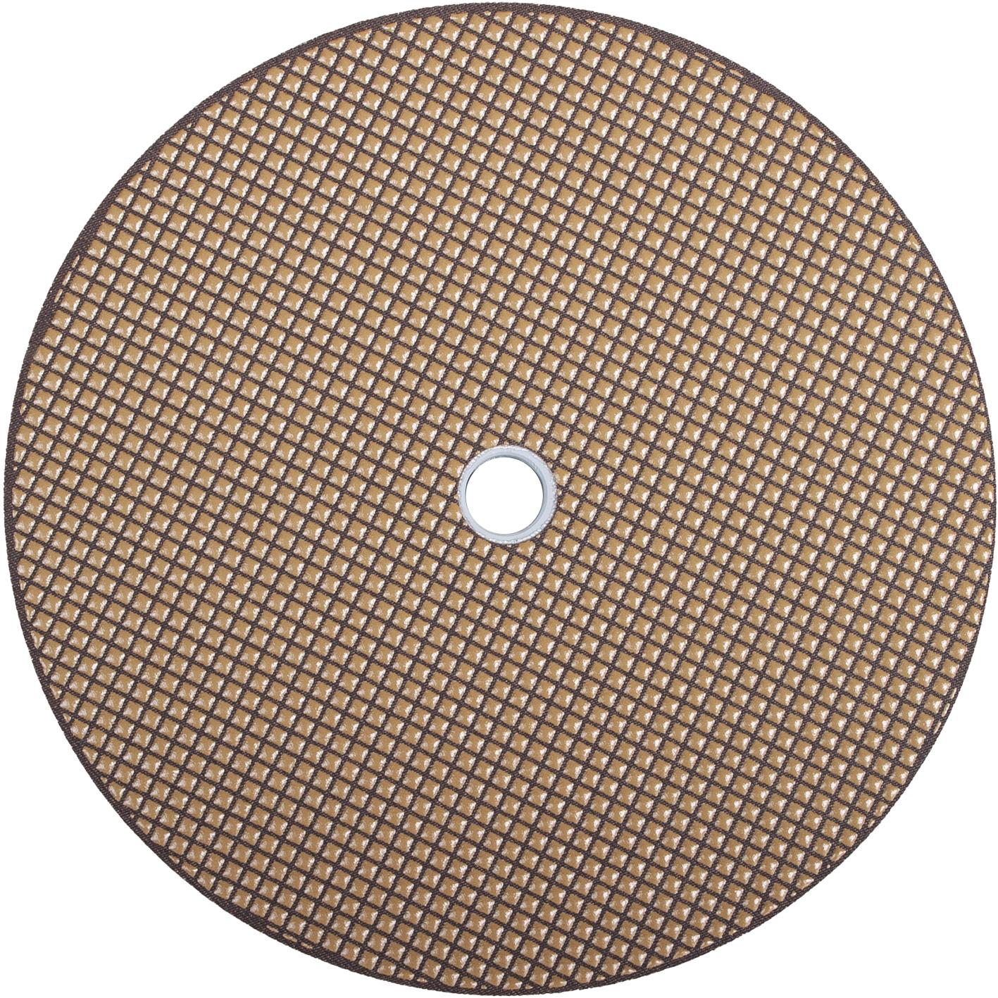 Diamantschleifteller OCTRON ø 250 mm   Klett   Korn 1500