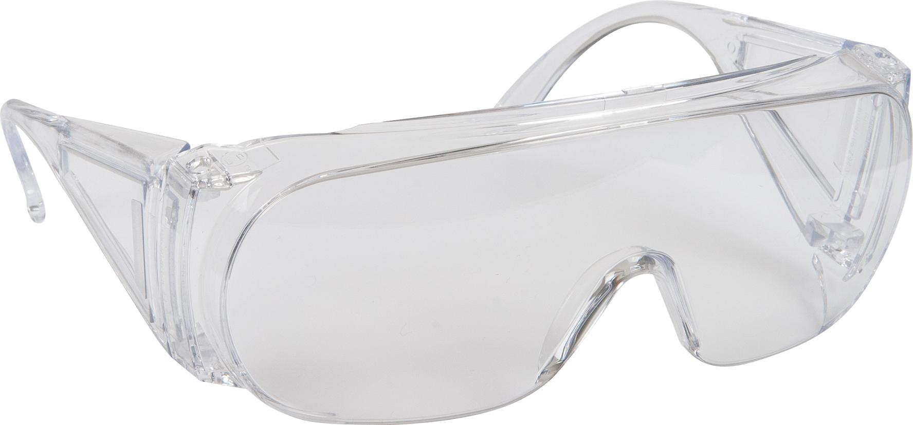 Überbrille Polysafe Plus Klar