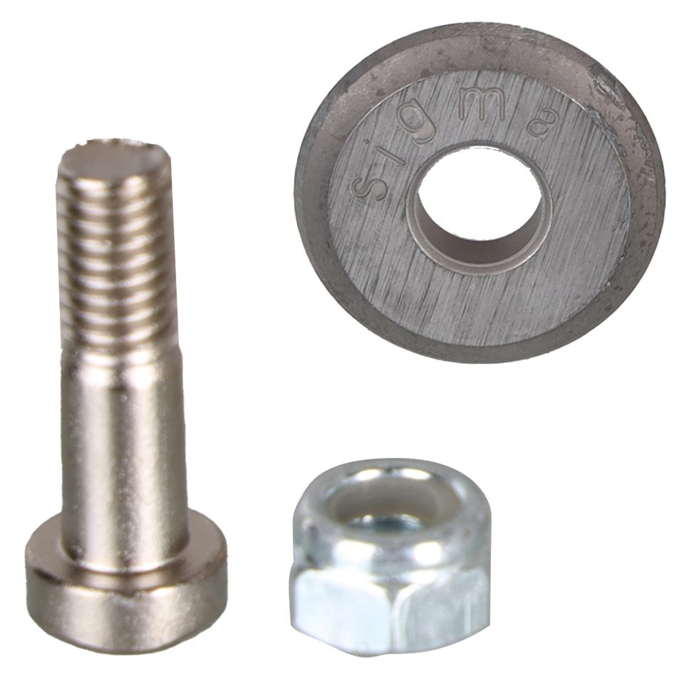 Hartmetall-Schneidrädchen Sigma Klick-Klock ø 16 mm