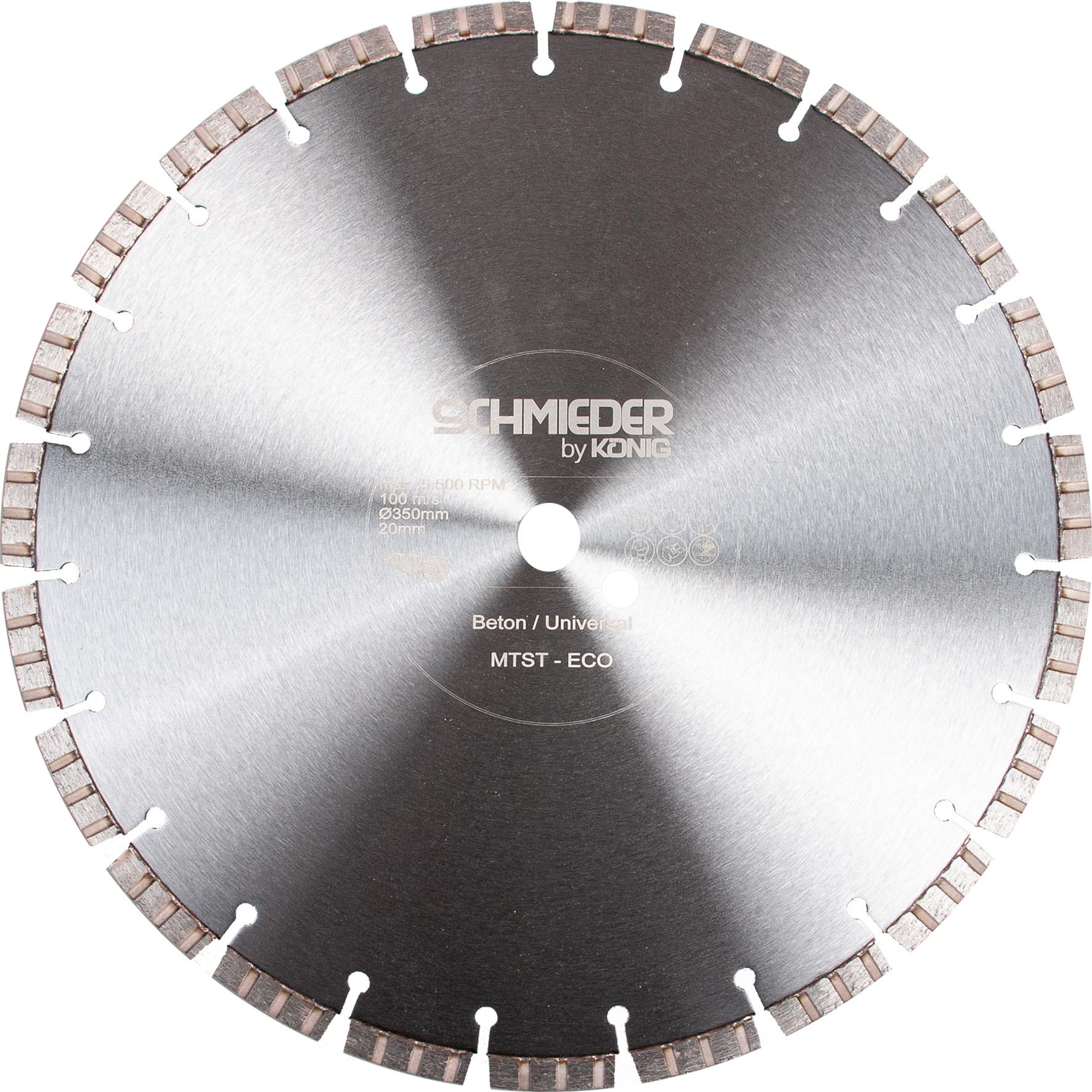 DIAREX Trennscheibe MTST-ECO ø 350 mm | Bohrung 20 mm