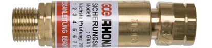 Flammstrahl EXPL.Sicherung G 3/8