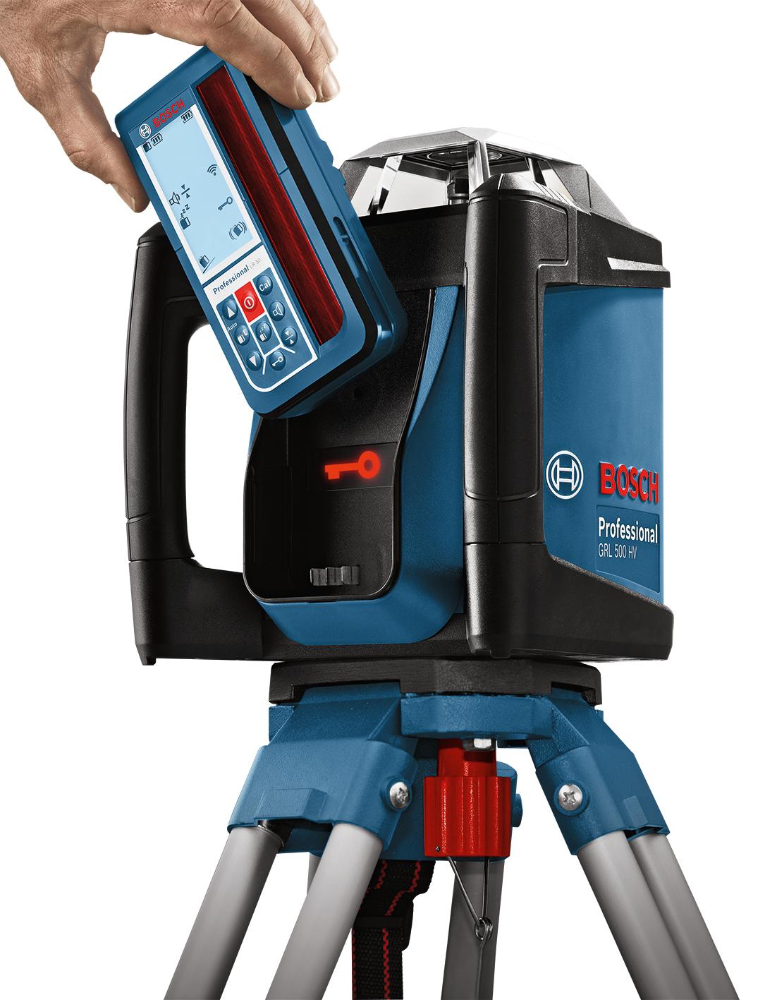 Bosch Rotationslaser GRL 400 HV Set