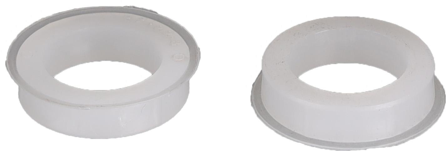 Reduzierring PVC 32,0 mm auf 22,0 mm | Paar