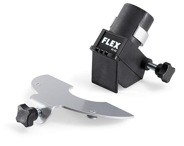 FLEX Absaughauben Set ø 125 mm für Winkelschleifer