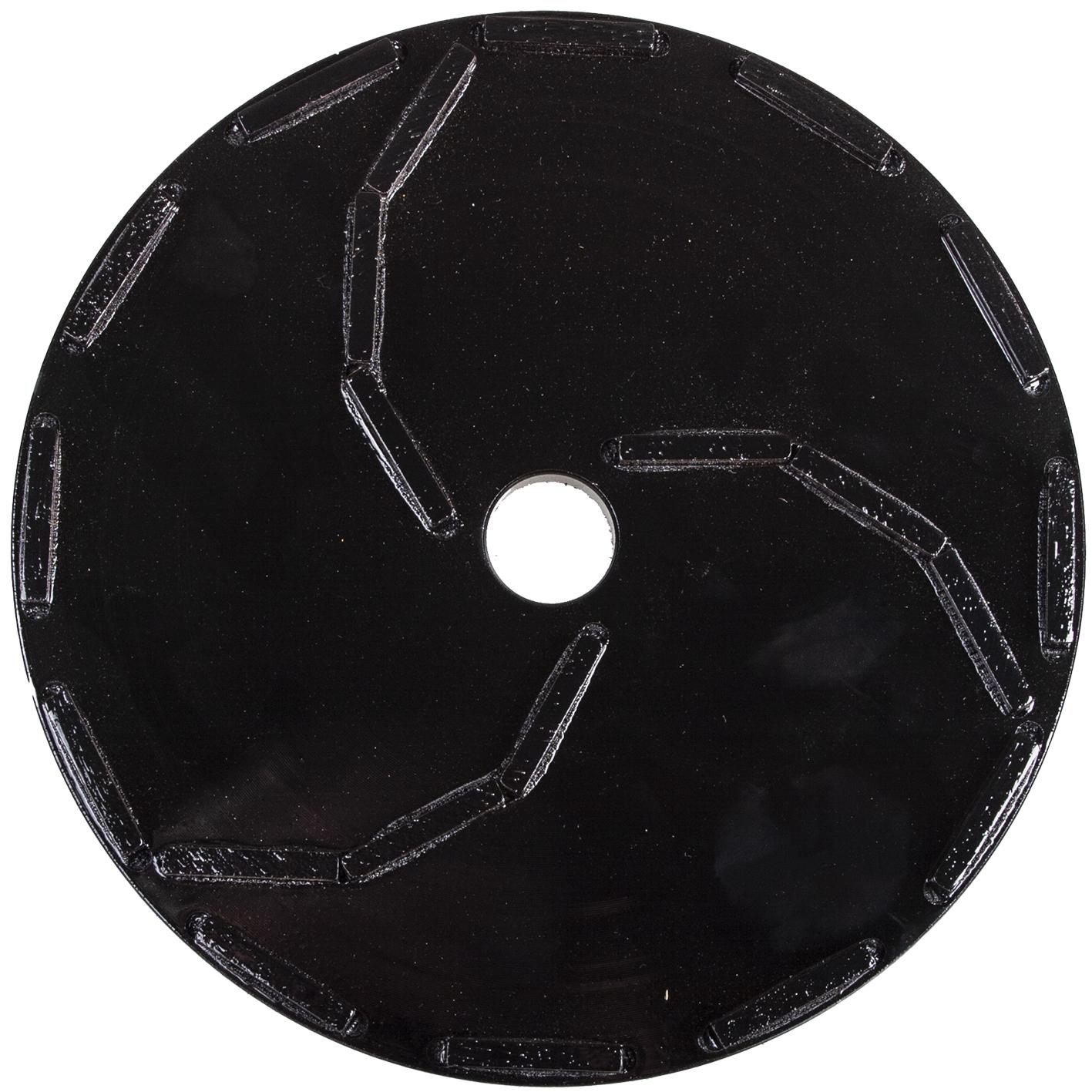 DIAREX Leichtschleifteller ø 250 mm   Korn 30