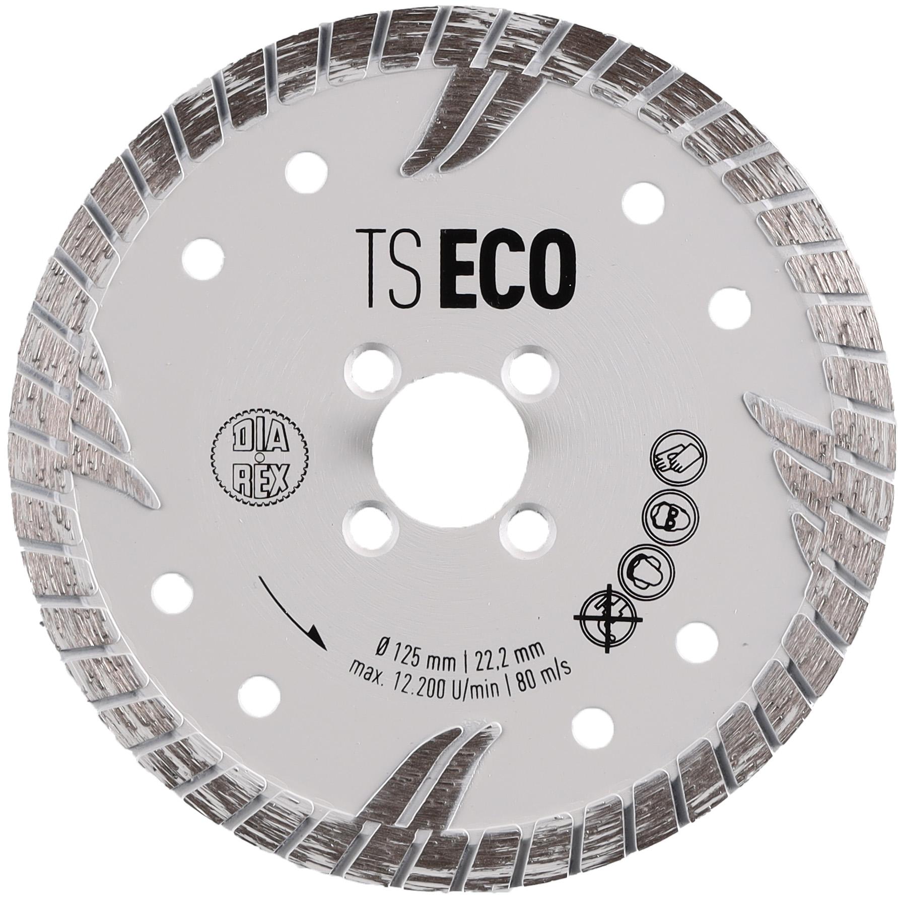 DIAREX Trennscheibe ECO ø 125 mm