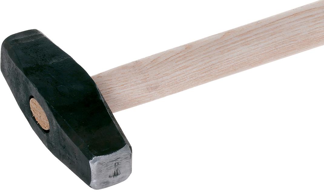 Stahlfäustel 1000 g   schlank
