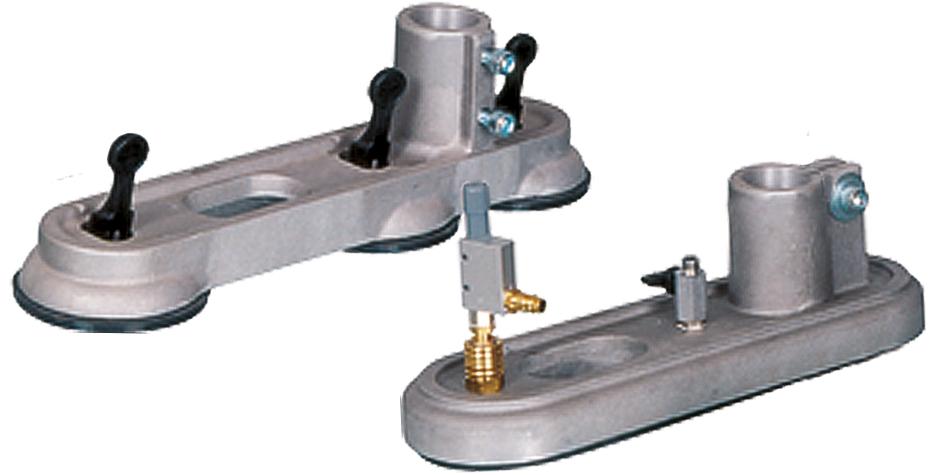 Vakuum-Grundsockel für Bohrständer