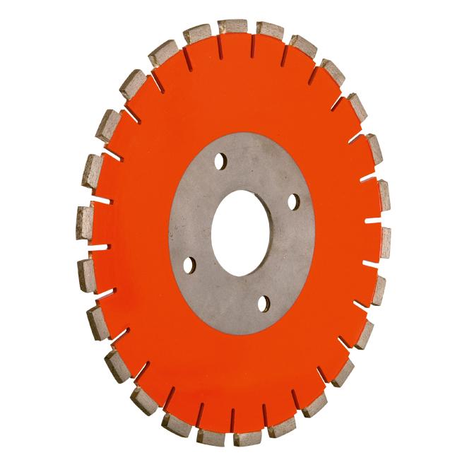 DIAREX Rillenfräser ø 100 mm   Bohrung 22 mm   Fräsbreite 6 mm