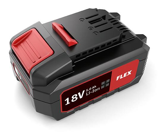FLEX Akku-Pack Li-Ion 18,0 V | 5,0 Ah