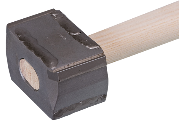 REXID Kipphammer 1,1 kg | 2 Schneiden | 1 Seitig