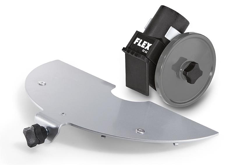 FLEX Absaughauben Set ø 230 mm für Winkelschleifer