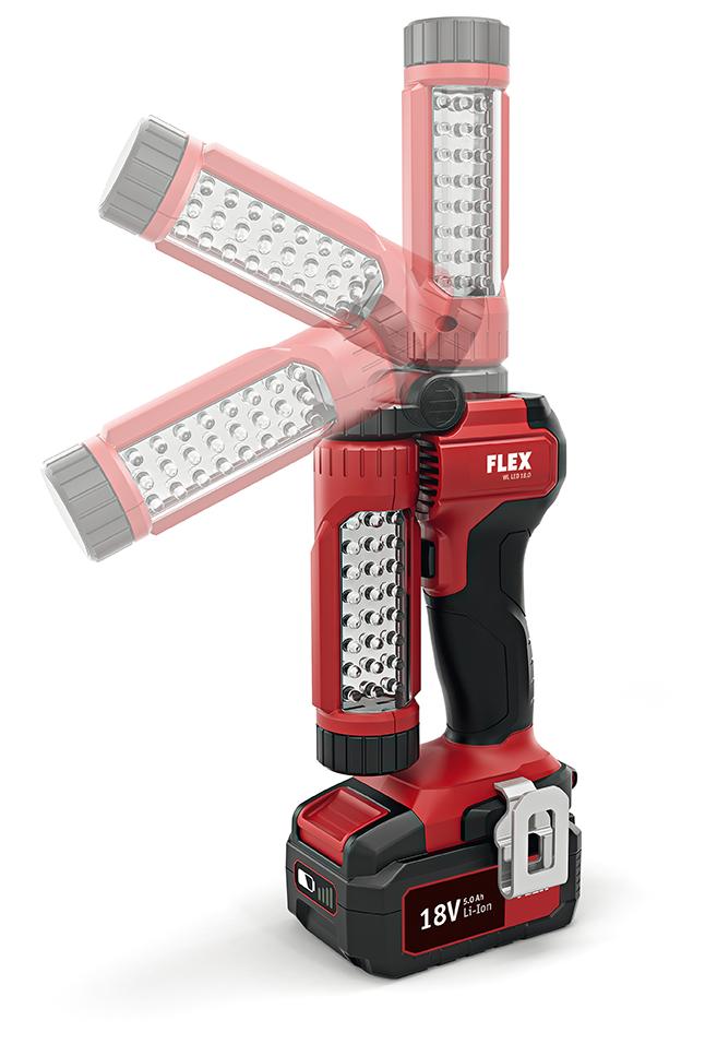 FLEX Akku-Arbeitslampe LED 18.0 | 18,0 V