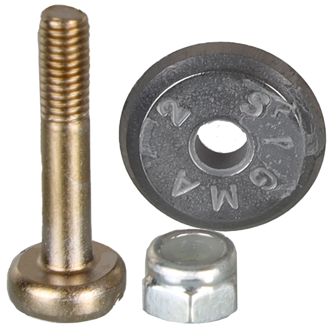 Hartmetall-Schneidrädchen Sigma ø 12 mm
