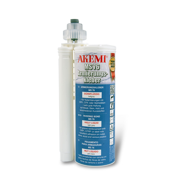 Akemi MS 76 Armierungskleber dünnflüssig 490 ml