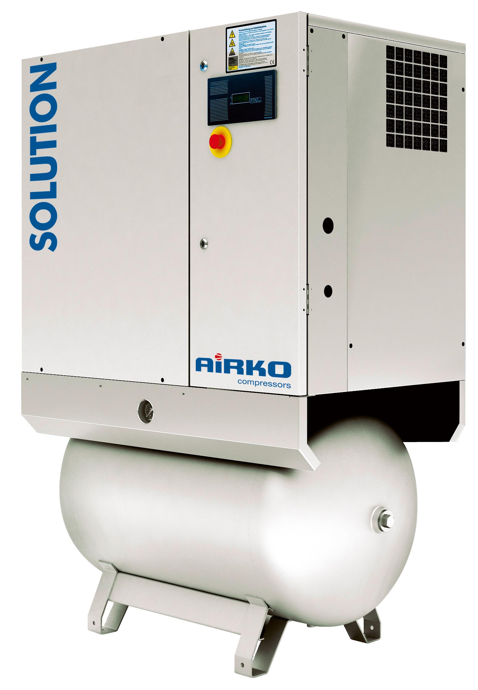 Airko Schraubenkompressoranlage SOLUTION 11