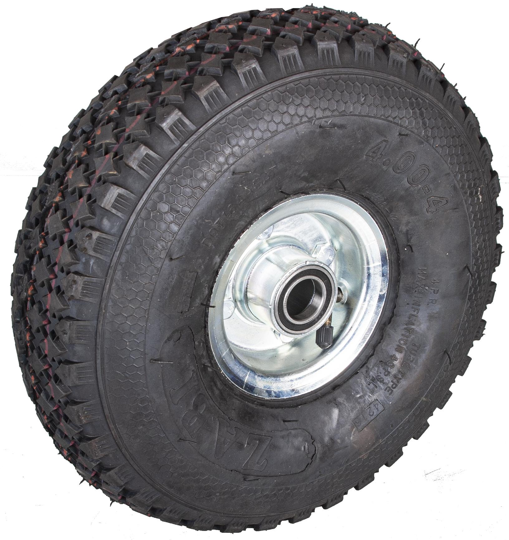 Rad für Stahlrohrsackkarre verzinkt 600kg