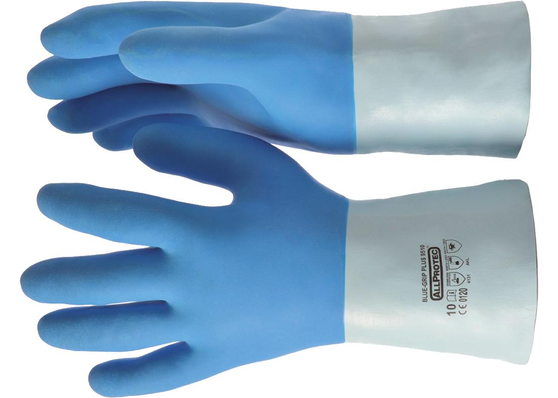 Arbeitshandschuhe Blue Grip Größe 10