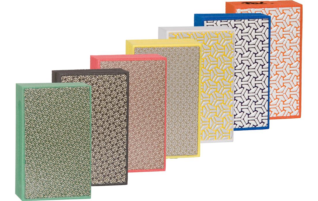 Telum Handpad 90 x 50 mm | Set
