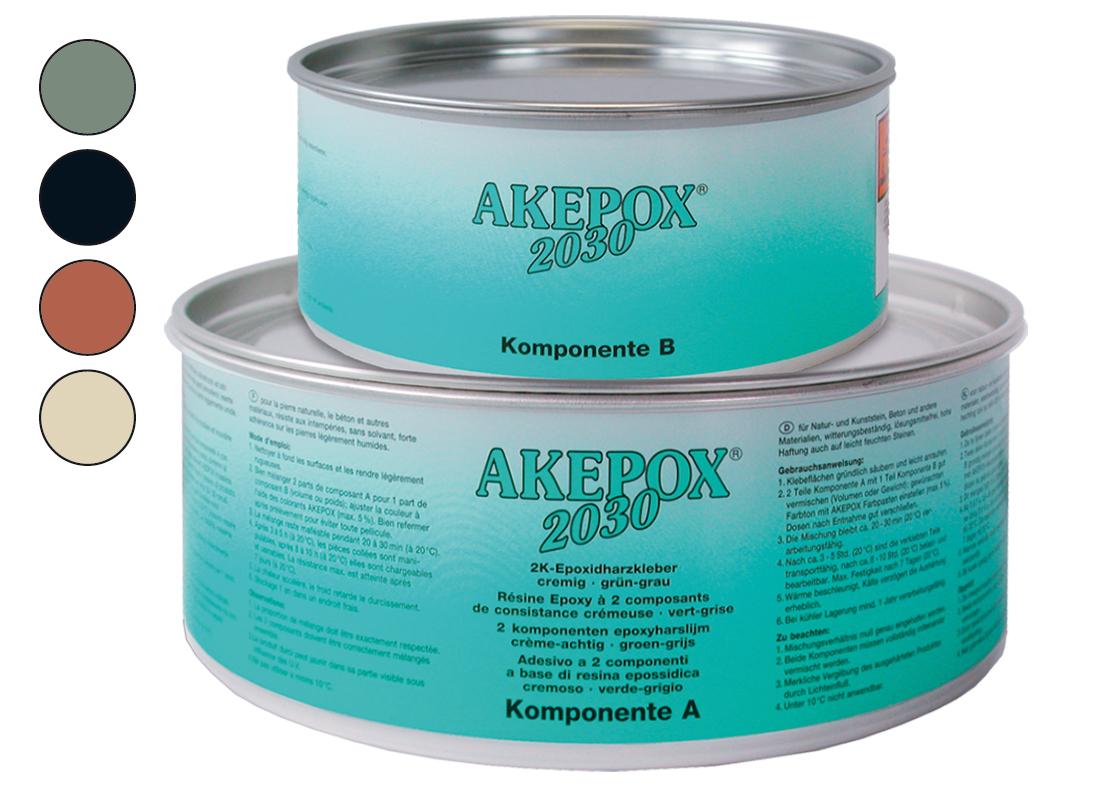 Akemi AKEPOX® 2030 | grau-grün | 3 kg