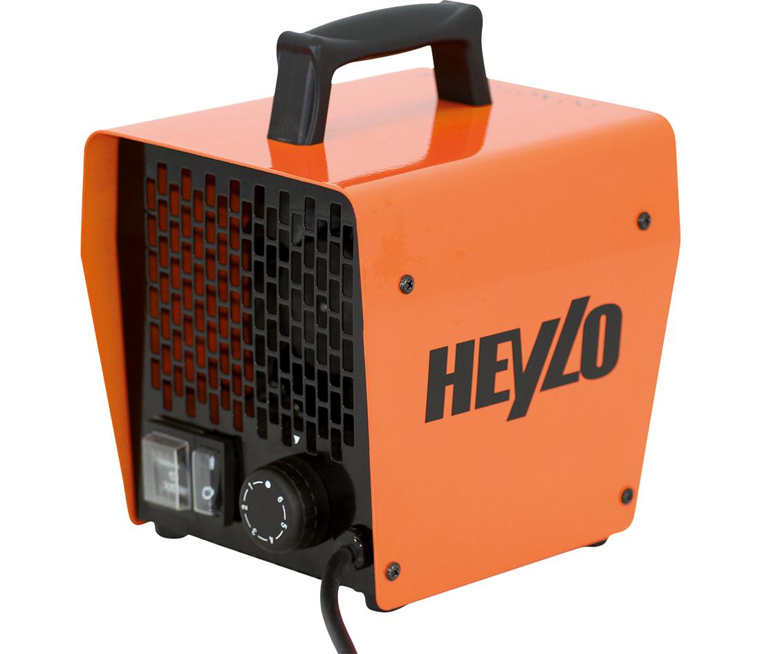 Elektroheizer DE │2,1 kW 230V