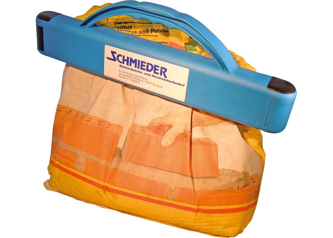 Tragehilfe für Klebersäcke