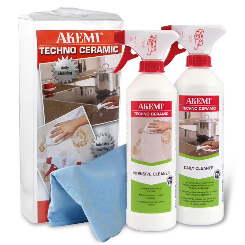 Akemi Techno Ceramic Set