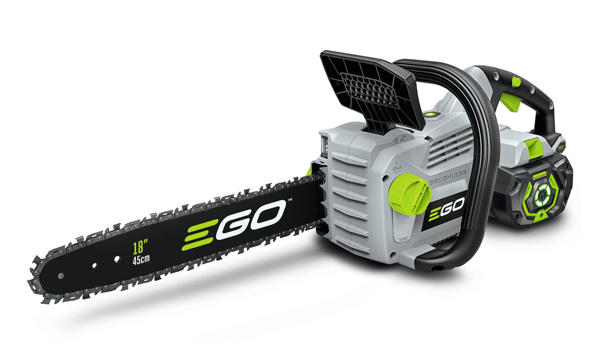 EGO Akku-Kettensäge CS1800E