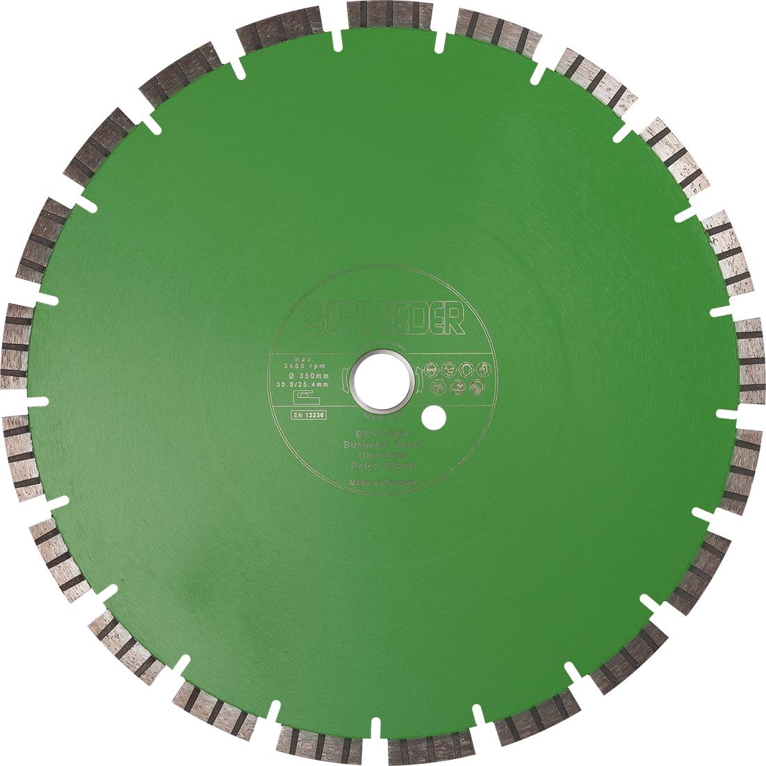 DIAREX Trennscheibe BSNT-GB++ ø 300 mm | Bohrung 30 mm