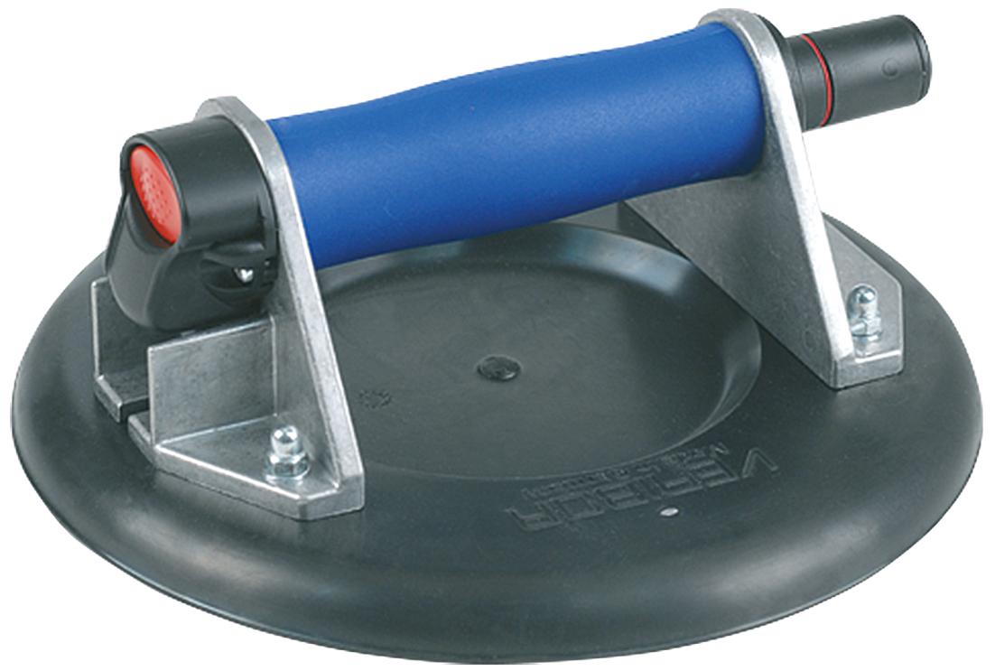 Saugheber Z | ø210mm | weiche Gummischeibe |mit Handpumpe | 110kg