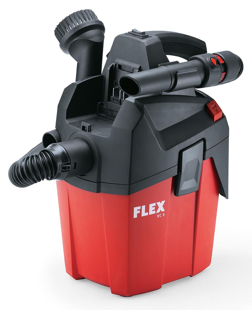 FLEX Akku-Kompaktsauger
