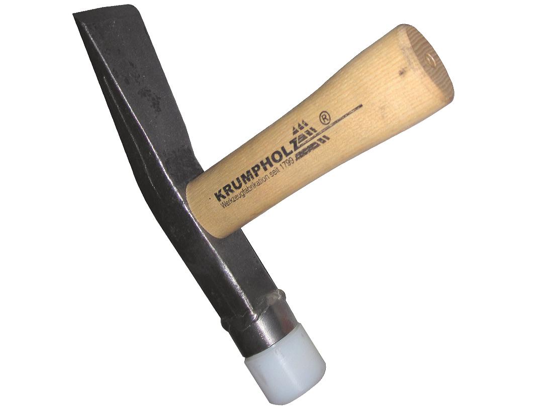 Pflasterhammer 1,0 kg Kunststoffeinsatz