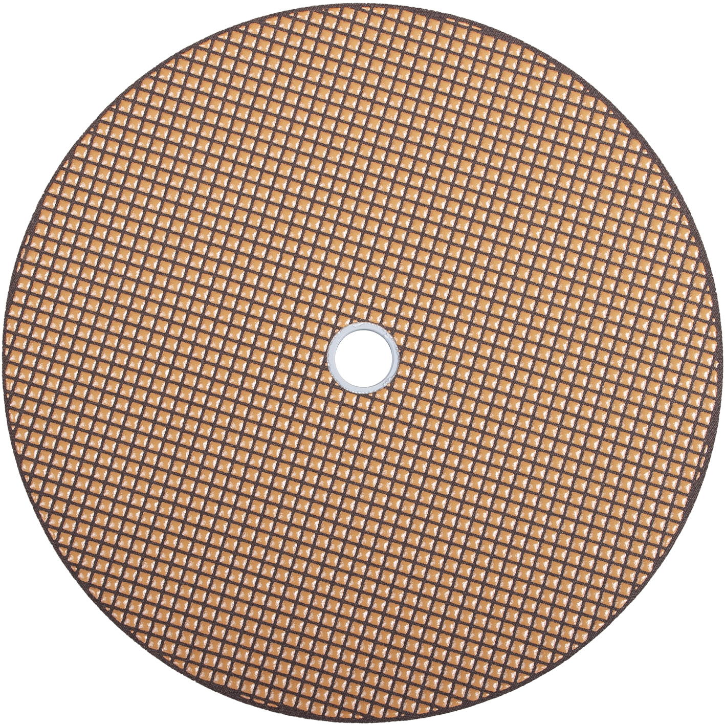 Diamantschleifteller OCTRON ø 250 mm │ Klett │ Korn 3000