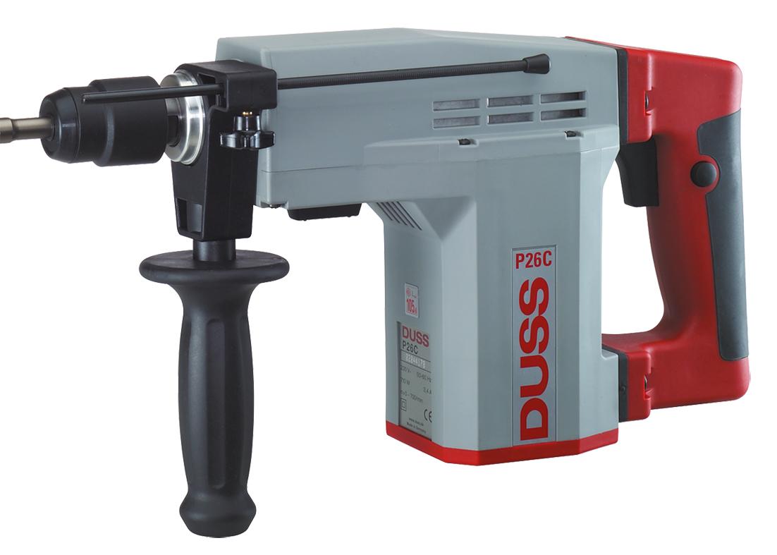 DUSS Bohr- und Meißelhammer P 26 C   Set