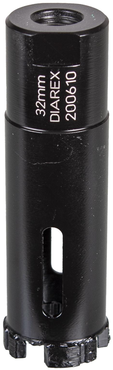 DIAREX Bohrkrone Extrem ø 32 mm | Bohrtiefe 70 mm | M14i