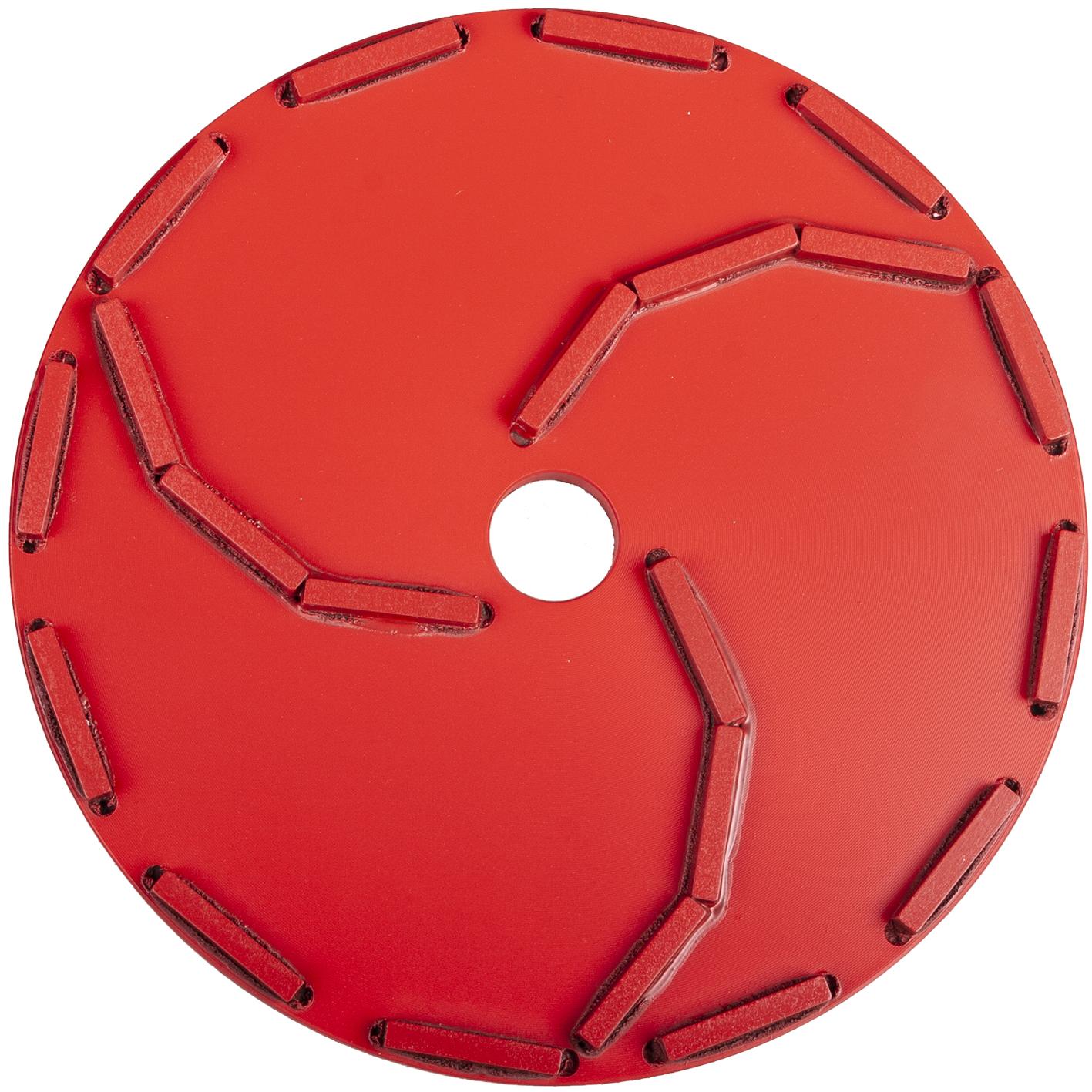 DIAREX Leichtschleifteller ø 250 mm   Korn 100