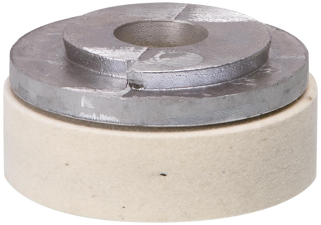 Filz Polierscheibe braun | ø 100x35 mm | SV