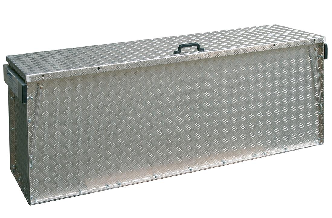 Werkzeug-Kiste 184x60x57 cm Alu