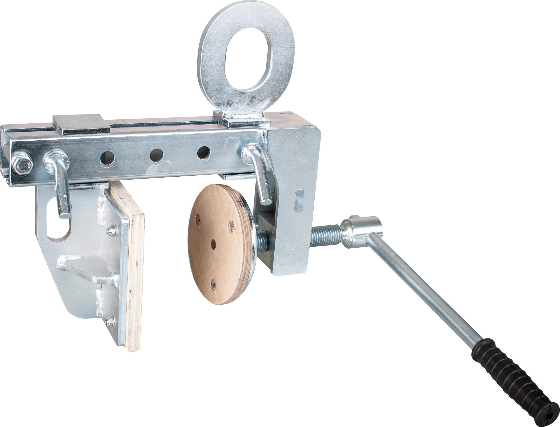 Grabmal-Plattengreifer GPM 400