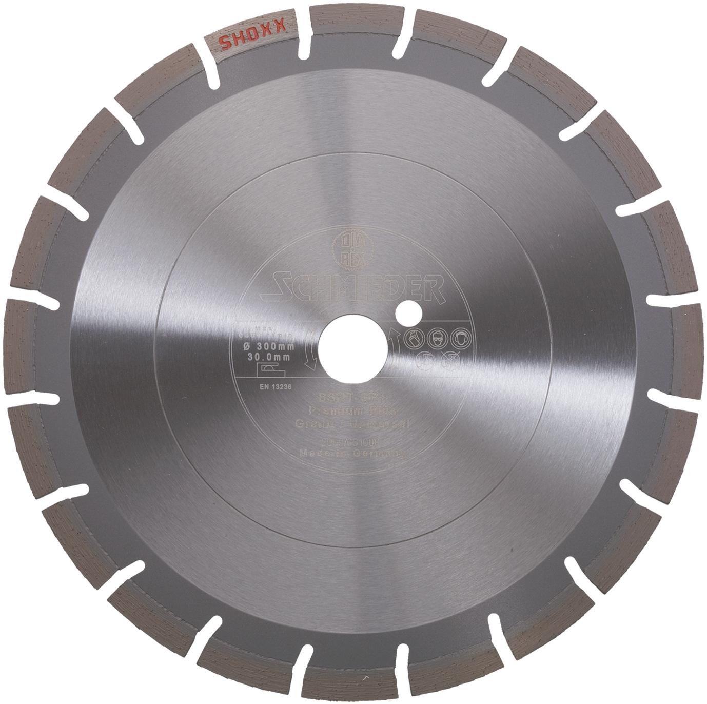 DIAREX Trennscheibe BSNT-GP+ ø 300 mm | Bohrung 30 mm