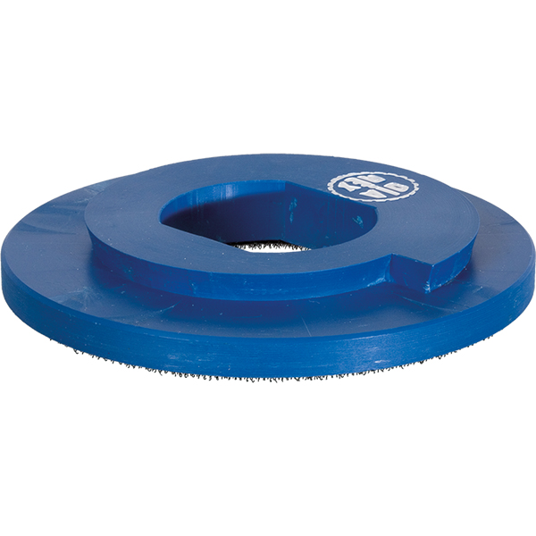 Aufnahmeteller SV | ø 130 mm | Klett | mit Zentrierung