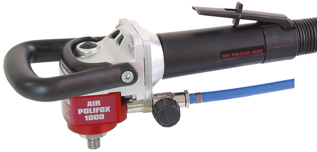 GALESKI Druckluft Winkelschleifer Air Polifox 1002 | M14