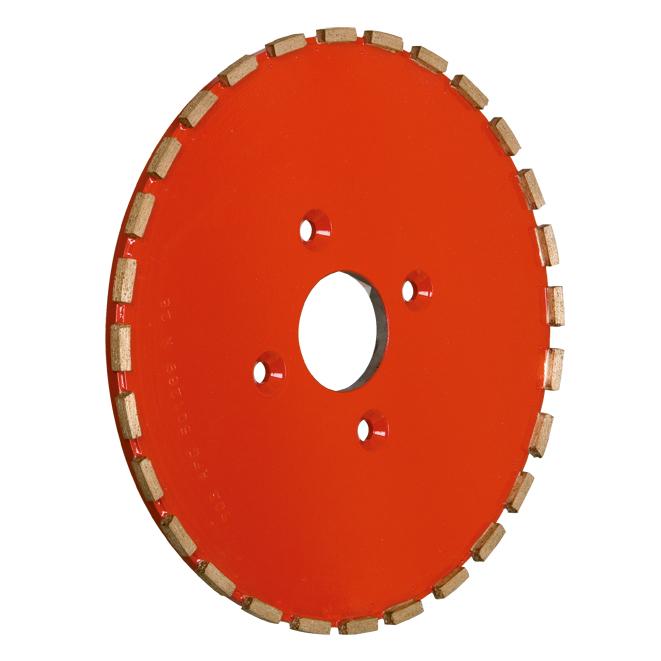 DIAREX Kalibrierfräser ø 200 mm │ Bohrung 50 mm │ Comandulli