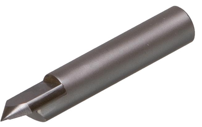 Gravierfräser Granit ø 10 mm | Schneidwinkel 90°