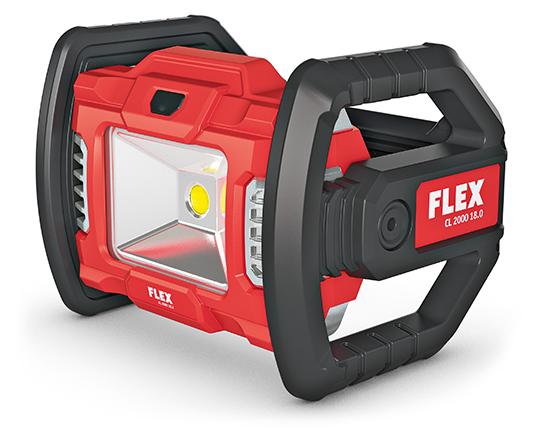 FLEX LED Baustrahler CL 2000