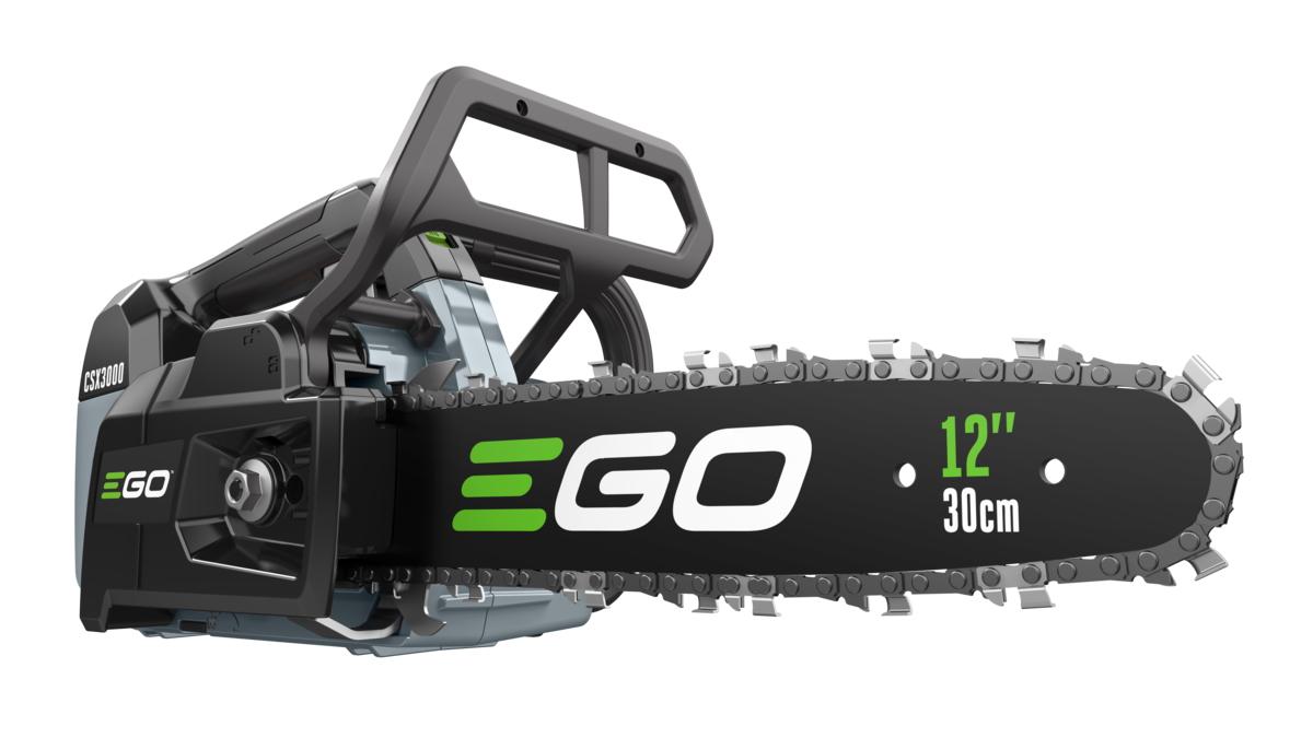 EGO Akku-Baumpflege-Kettensäge CSX3000