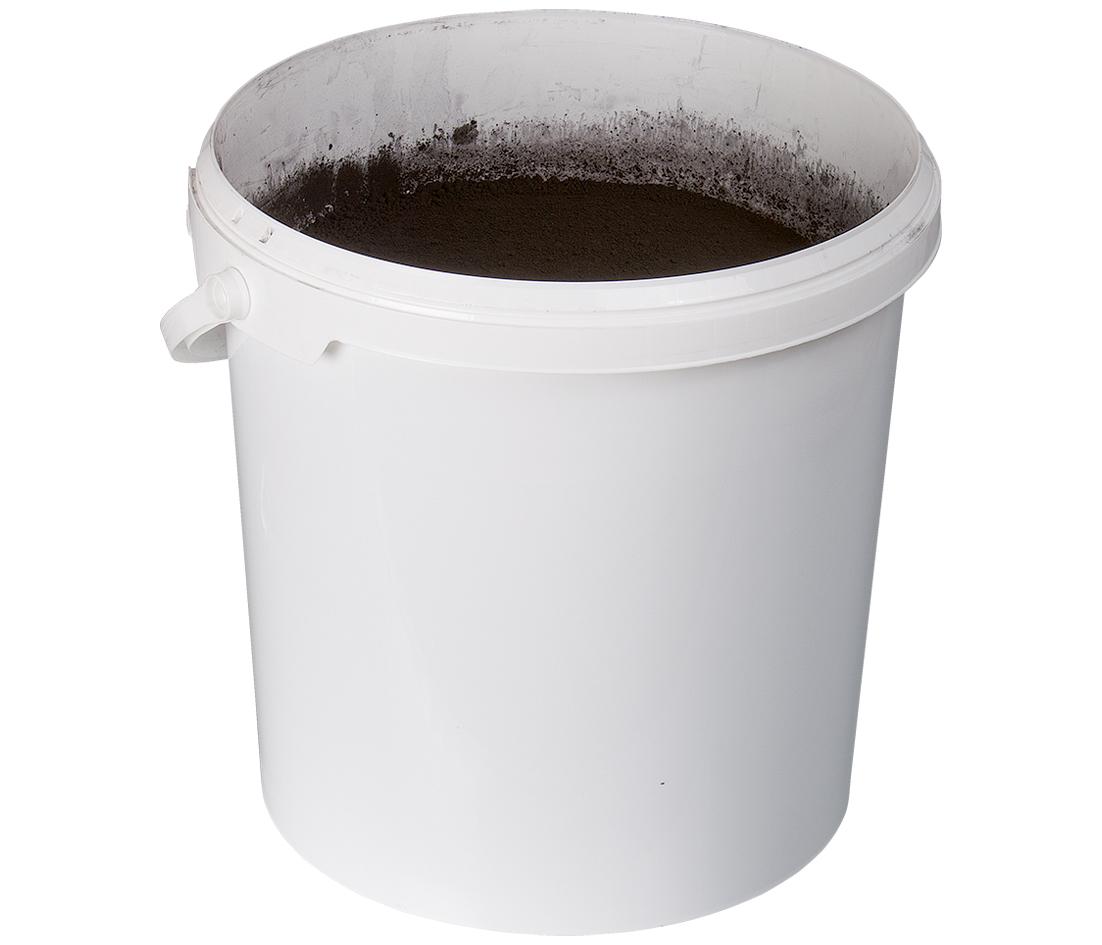 Poliermittel Polierschwarz │ 25 kg