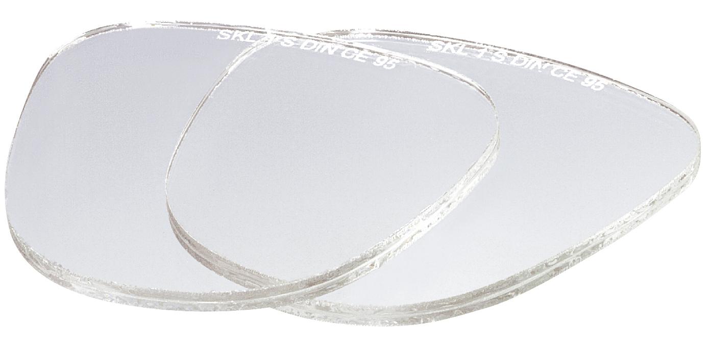 Ersatzglas Schutzbrille Nylon Braun